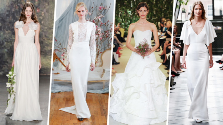 Trendy Wedding Gowns For The Bride Of Today